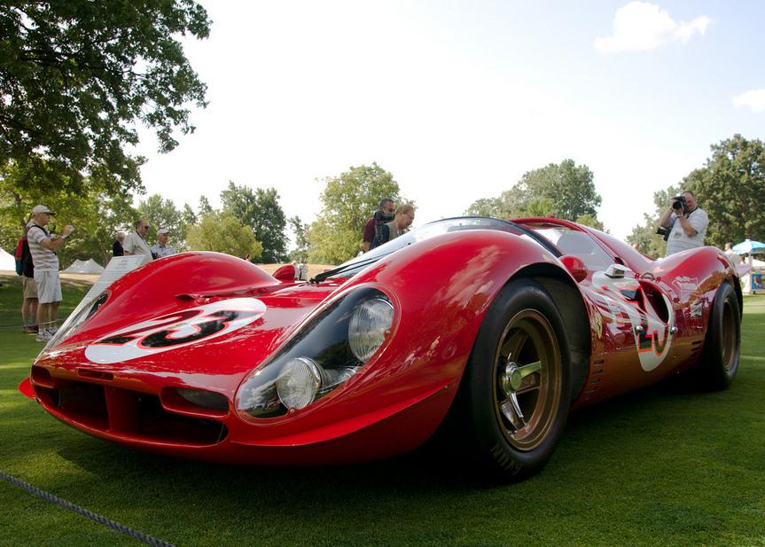 Ferrari 330 P3 4 1 Photo Autoviva Com