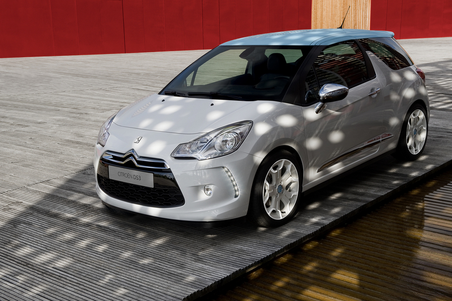 Citroën DS3 HDi 90 FAP 99g Airdream So Chic