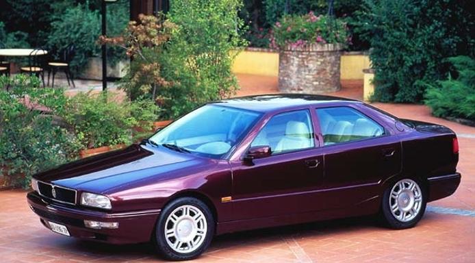 Maserati Quattroporte V8 :: 1 photo and 53 specs ...
