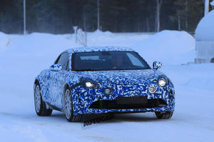 The Alpine revival model will compete with the Porsche 718 Cayman