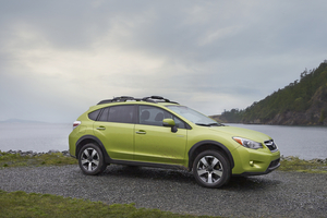 The XV Hybrid has just gone on sale in Japan and will be added to other markets soon