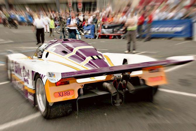 Jaguar Xjr9 Lm
