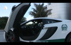 The Dubai Police has not specifically said what the car will be doing