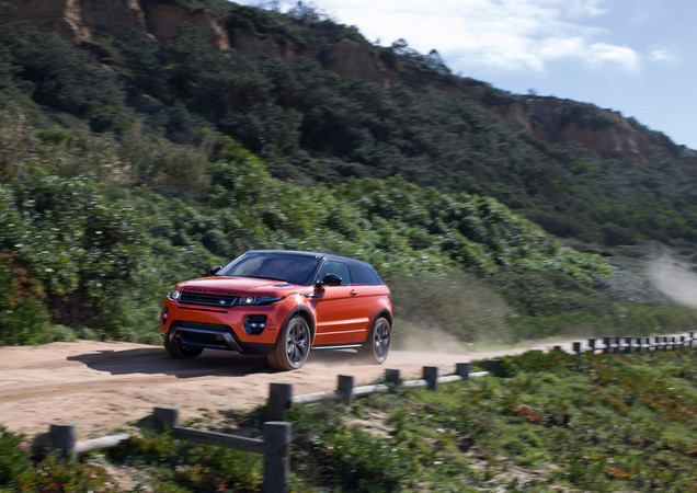 Land Rover Evoque 2.0 Autobiography Dynamic