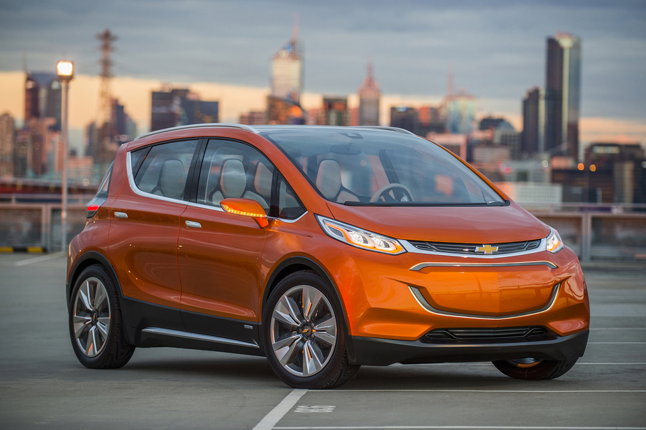 The new concept clearly shows Chevrolet's commitment with the introduction of electric technology