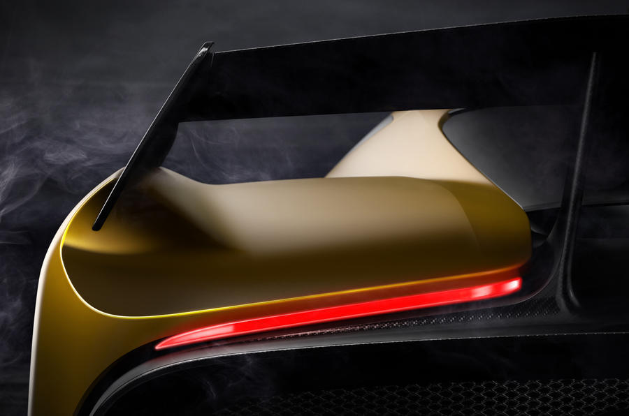 The EF7 Vision Gran Turismo is the first car to be produced by Fittipaldi Motors