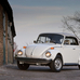Volkswagen Beetle Triple White Edition