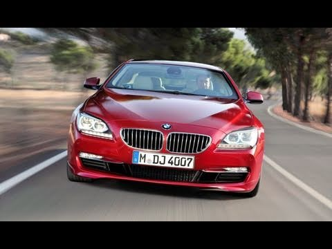 All-New 2012 BMW 6 Series Coupe - In/Out/Driving [HD]