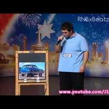 Human Car Sounds - Australia's Got Talent 2012 Audition! - FULL