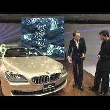 NAIAS 2011. BMW 6 Series.