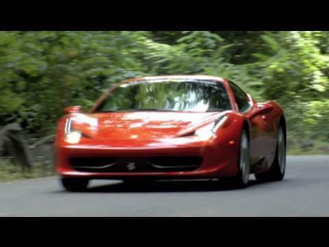 Ferrari 458 Italia Review Video Ferrari 458 Italia Gallery 9453 Views Autoviva Com